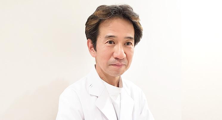 第23回日本IVF学会学術集会長向田 哲規の写真
